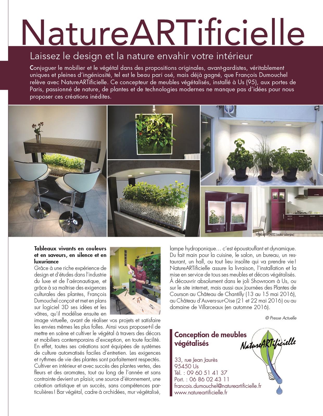 Natureartificielle maison et jardin
