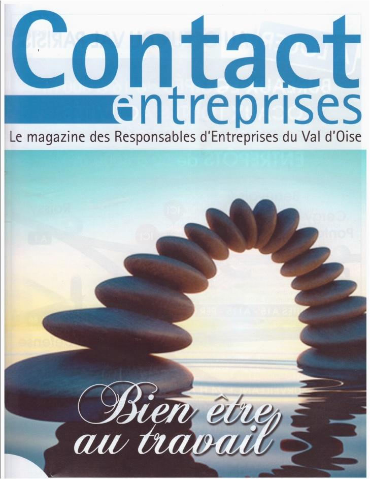 Couverture Contact entreprises