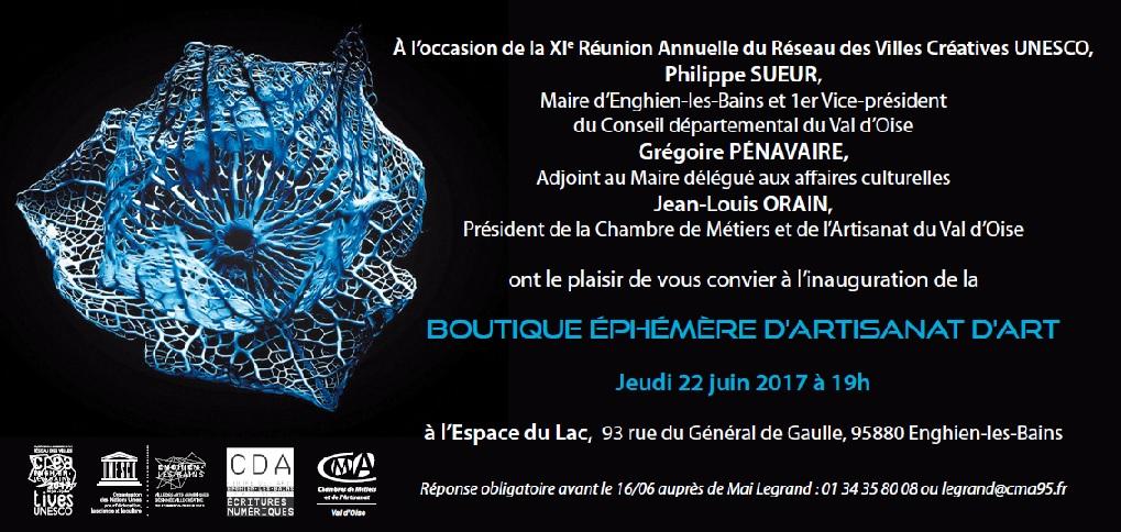 Invitation Enghien