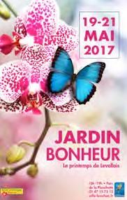Jardin Bonheur Levallois